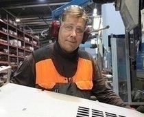 JUKKA KORPINEN: PRESS BRAKE OPERATOR WITH 30 YEARS OF