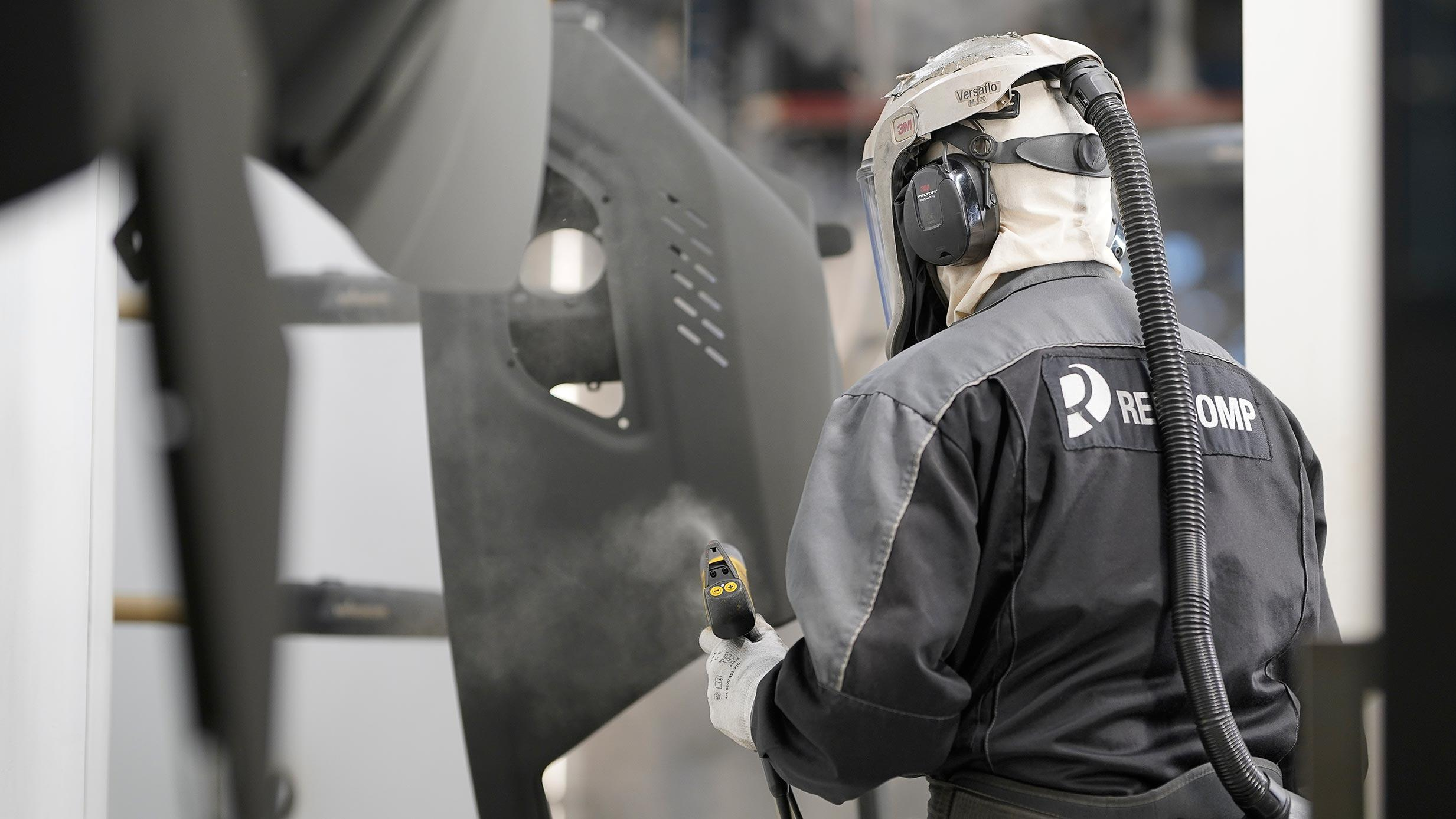 Come rain or shine, two-coat powder coating protects in challenging conditions